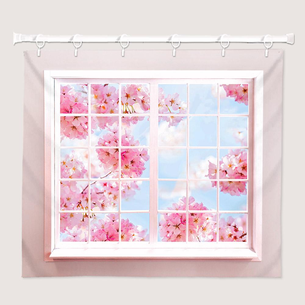 [패브릭포스터] 150x130cm 벚꽃엔딩