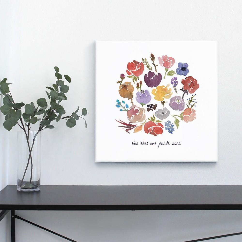 [캔버스액자] 5월의향기 30x30cm
