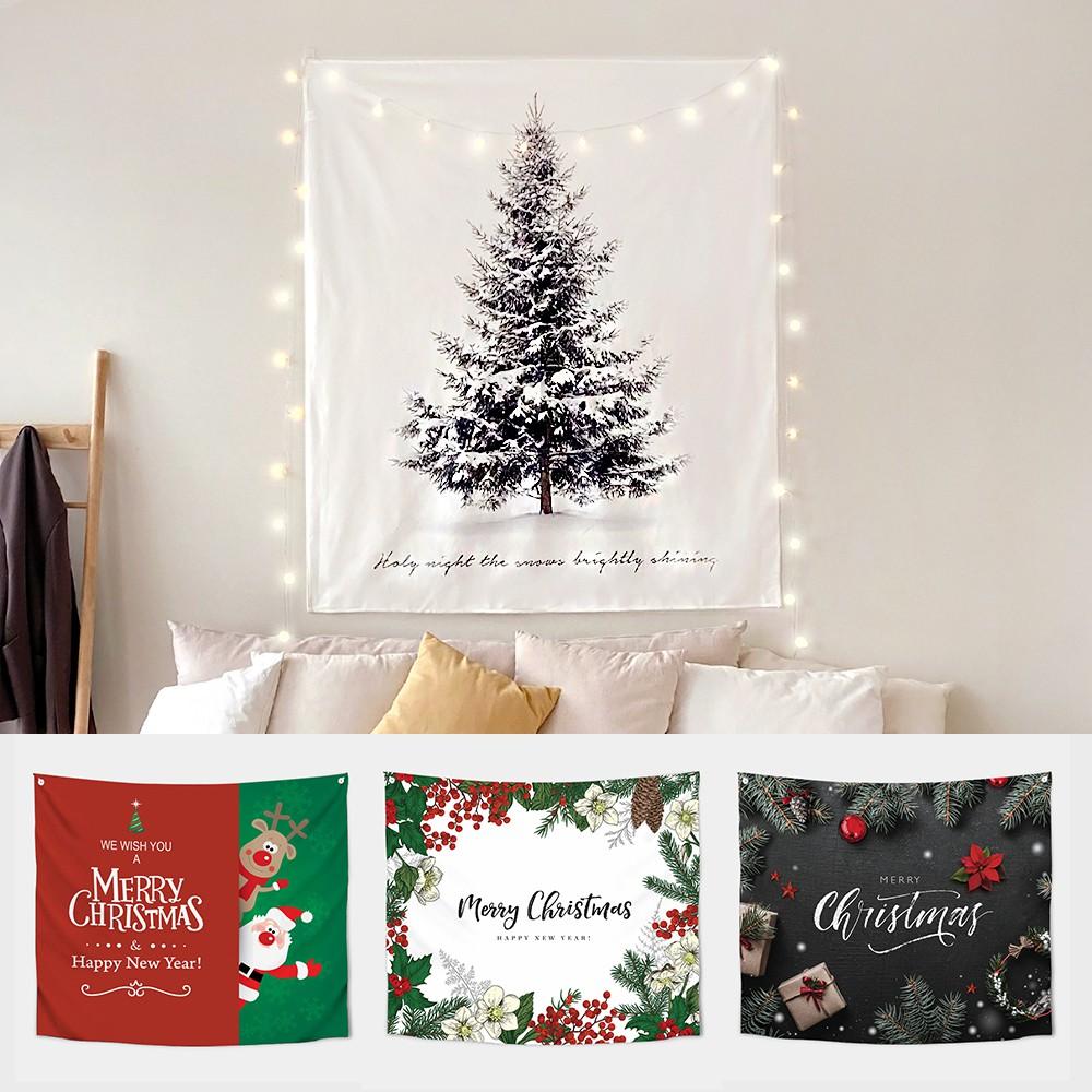 크리스마스 패브릭트리 패브릭포스터 3size 모음전