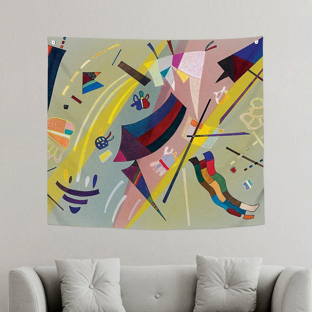 [패브릭포스터]바실리 칸딘스키 산스티트리 150x130cm