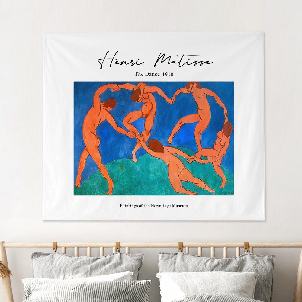[패브릭포스터]마티스 댄스 150x130cm