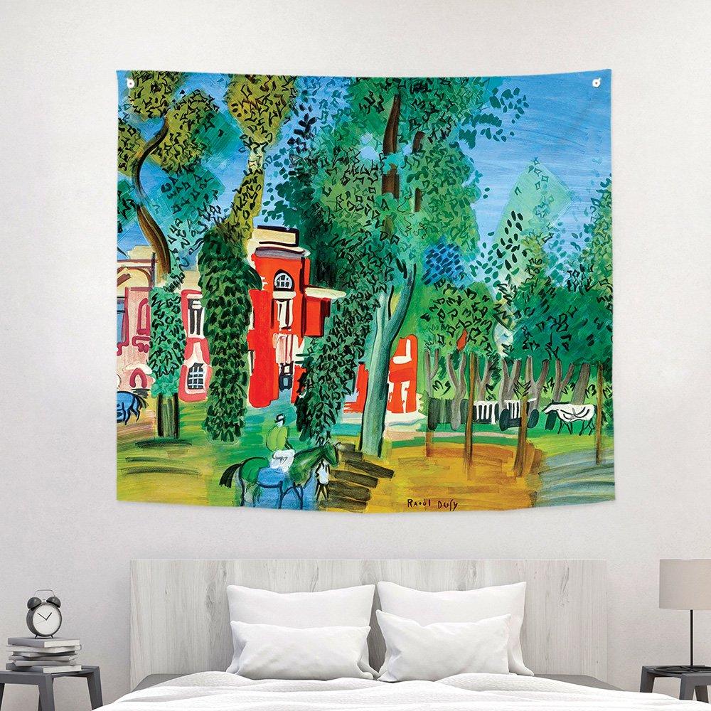[패브릭포스터]라울 뒤피 파리현대미술관 150x130cm