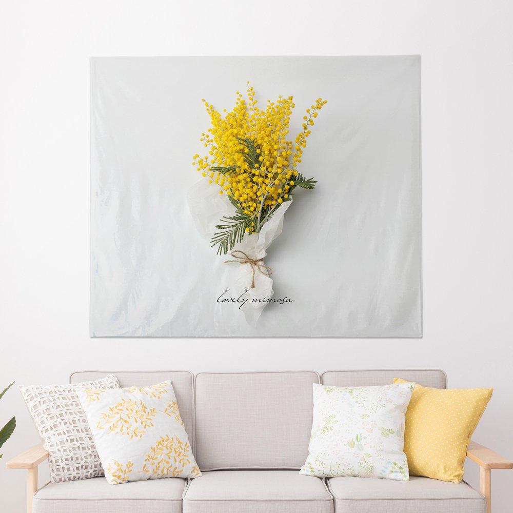[패브릭포스터] 러블리미모사 150x130cm