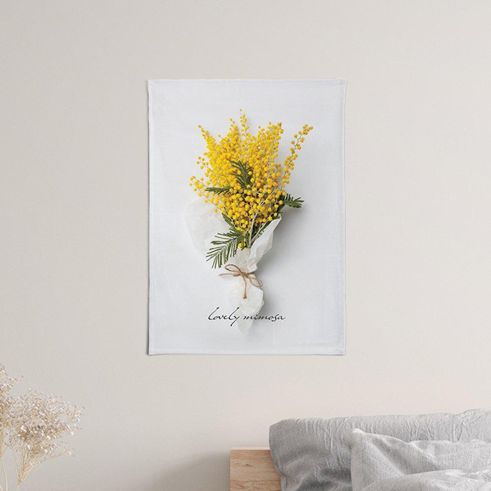 [패브릭포스터]러블리미모사 50x70cm