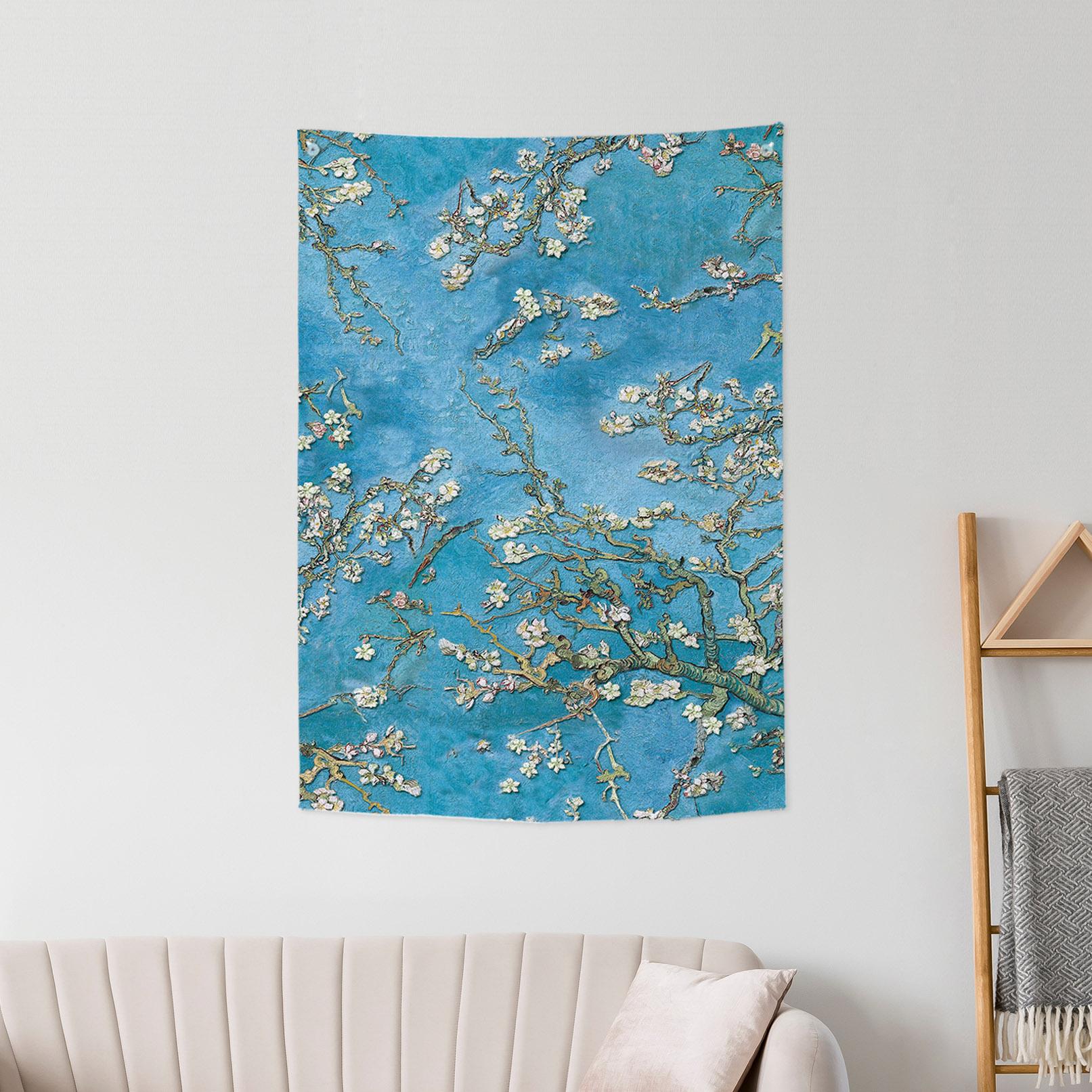 [패브릭포스터]고흐 아몬드나무 85x120cm