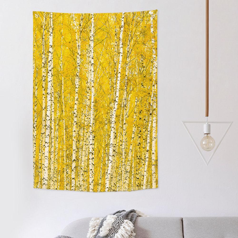 [패브릭포스터] 황금자작나무숲 85x120cm