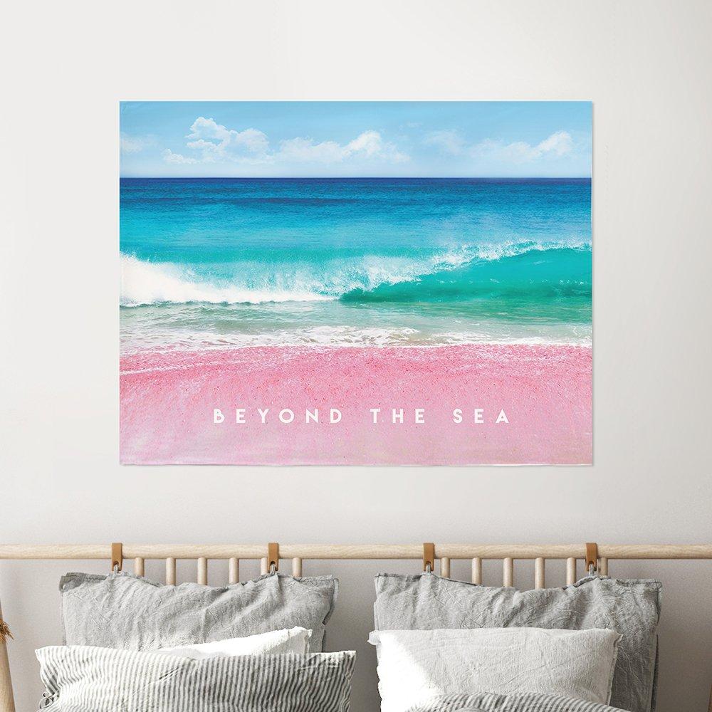[패브릭포스터] 핑크샌드 90x73cm